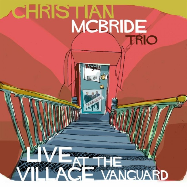 'Live At The Village Vanguard' by the Christian McBride Trio