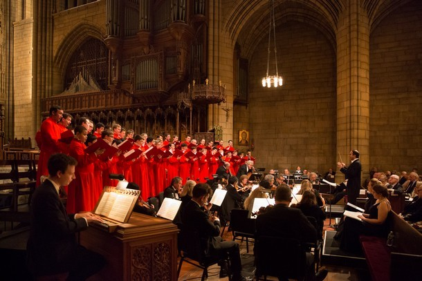 The Saint Thomas Choir of Men and Boys (II)