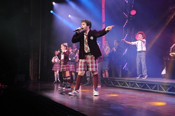 'School Of Rock' Broadway Opening Night - Arrivals And Curtain Call
