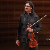 Leonidas Kavakos Sues California Violion Shop Gevorkian Nazareth over $80,000 Broken Bow