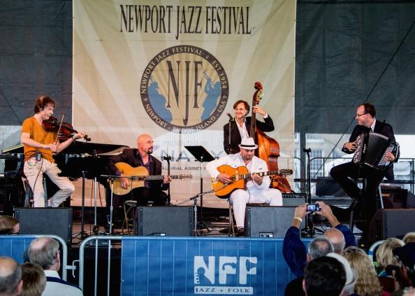 Newport and New Orleans Jazz Festivals Announce 2015 Summer Lineups