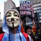 [WATCH] Upright Citizen Brigade Parodies Sia's 'Elastic Heart,' Smears NYPD and Back-Turning Campaign Against De Blasio