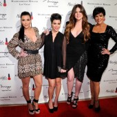 Kim Kardashian, Kourtney Kardashian, Khloe Kardashian and Kris Jenner