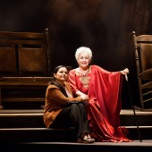 Frederica von Stade in 'A Coffin in Egypt'
