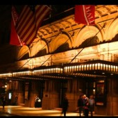 The Fabled Carnegie Hall