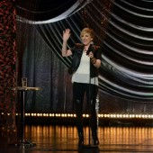 EXCLUSIVE: Lisa Lampanelli on 'Back to the Drawing Board' EPIX Special, Women in Comedy, Caitlyn Jenner and Her All-Time, Favorite Insult