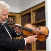 Roman Totenberg's Stolen Stradivarius Found and Returned 35 Years Later