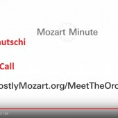 Mostly Mozart Festival 2015: Meet the Orchestra (String Minutes)