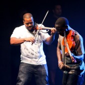 Black Violin at Summer Groove