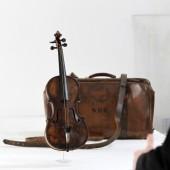 Wallace Hartley's 'Titanic' Violin
