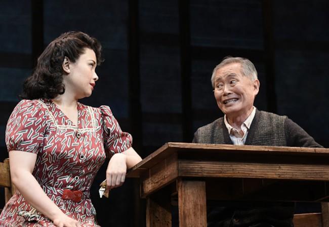 Lin-Manuel Miranda Tweets to George Takei in New Broadway Musical 'Allegiance'