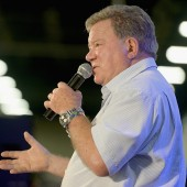 William Shatner is Proposing a 'Star Trek' Musical in Light of 50th Anniversary