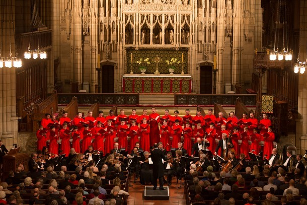 The Saint Thomas Choir of Men and Boys