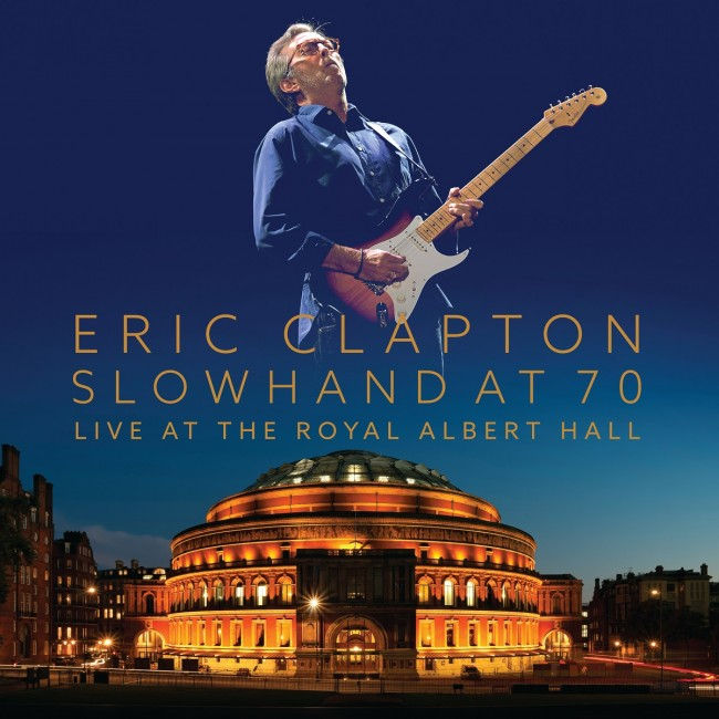 Eric Clapton 'Slowhand At 70'