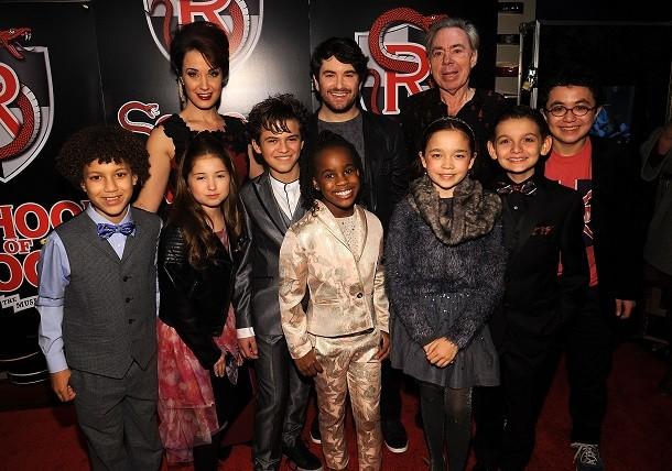 'School Of Rock' Broadway Opening Night - After Party