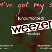 Off Off Broadway EXCLUSIVE: Daniel Bumgardner, 'You've Got My Song: the [unauthorized] Weezer musical'