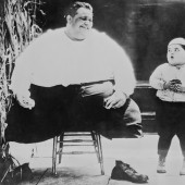 Joe Cobb And Fattest Man