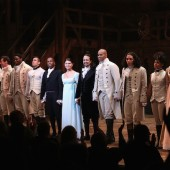 'Hamilton' Broadway Opening Night - Arrivals And Curtain Call