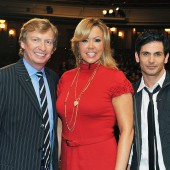 Nigel Lythgoe, Mary Murphy and Tyce Diorio