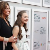 Abby Lee Miller and Maddie Ziegler