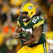 Eddie Lacy: Grading the Green Bay Packers Running Back's 2015 NFL Season