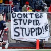Dumbest NFL Fans