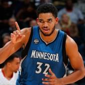 Karl-Anthony Towns Minnesota Timberwolves