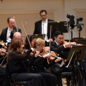 Christoph von Dohnányi and the New York Philharmonic Perform Brahms March 3-8