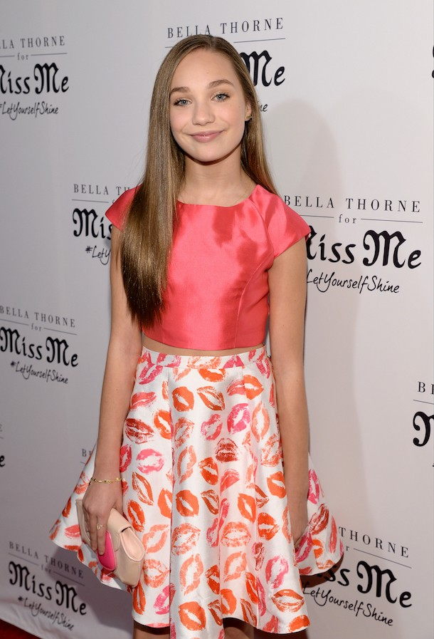 Maddie Ziegler Announced as Next Judge on 'So You Think You Can Dance'