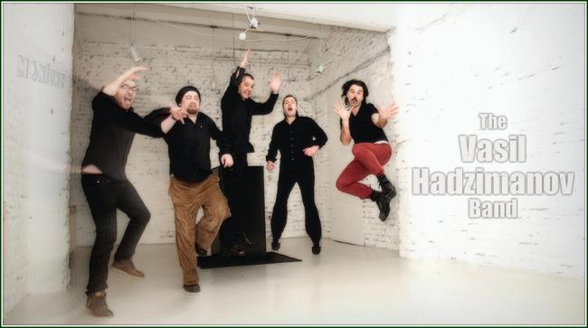 Vasil Hadzimanov Band
