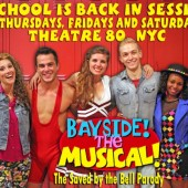 Five Quickies: 'Saved by the Bell' Musical Returns, Melissa Aldana Wins Monk, Satie's Evil Piano, Hálek's Mushroom Symphonies, Sex Toys for Singers