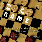 'It's All in the GAME' by The Great American Music Ensemble