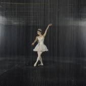 Rain Room Ballet