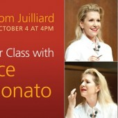 Five Quickies: Stream Joyce DiDonato at Juilliard, 13 Scariest Pieces, Classical Music Imperiled?, Nazi Gold in Score?, Fake Operatic Orgasms?