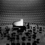 Pianist Rehearsing