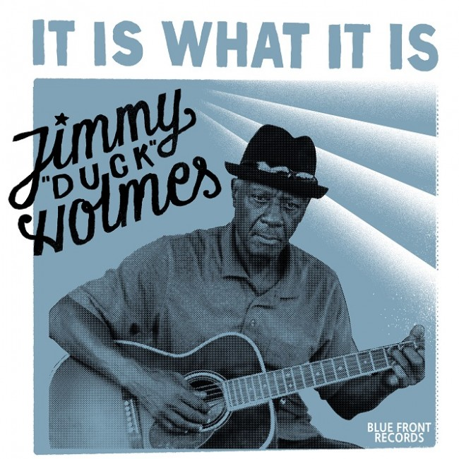 "'It Is What It Is' by Jimmy ""Duck"" Holmes"