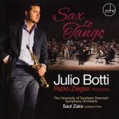 'Sax To Tango'