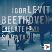 Classicalite Recording News: Pianist Igor Levit Debuts Late Beethoven Sonatas for Sony