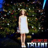 WATCH: Amira Willighagen Sings 'Ave Maria,' Advances to Finals of 'Holland's Got Talent'