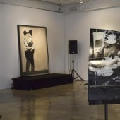 Banksy work 'Kissing Coppers' auctioned for $575,000 in Miami