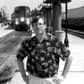 Composer Stephen Hartke