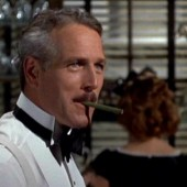 Paul Newman in 'The Sting'
