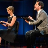 Cynthia Nixon and Paul Rudd read Alan Alda's 'Dear Albert' at the World Science Festival