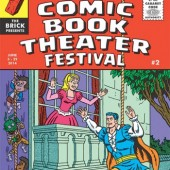 Comic Book Theater Festival