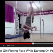 Classicalite's Five Best: Pole Dancing Musicians on YouTube