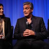 George Clooney and Sandra Bullock