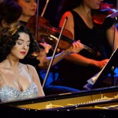 Mindless Self-Indulgence: Piano Virtuoso Khatia Buniatishvili Takes No Shame in Pride, but Can You Knock Her