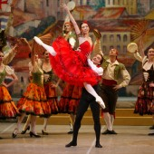 Bolshoi Ballet Performs 'Swan Lake,' 'Don Quixote' and 'Spartacus' at Lincoln Center Festival