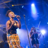 Laura Mvula's 'Make Me Lovely' is Brilliantly Paired with Orchestral Arrangements Suitable for Vocalists like Ella Fitzgerald