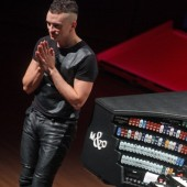 Cameron Carpenter's 'If You Could Read My Mind' and his International Touring Organ Hit the Internet